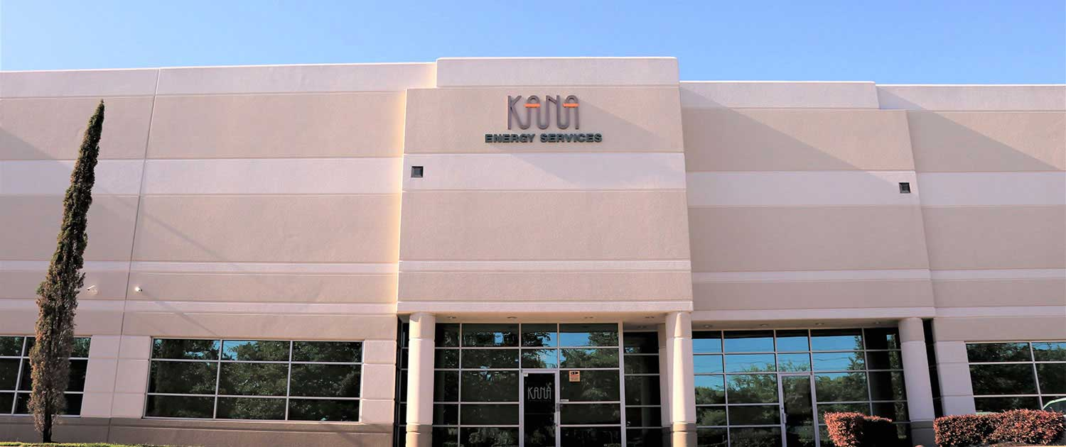 Kana Energy Services Building in Houston